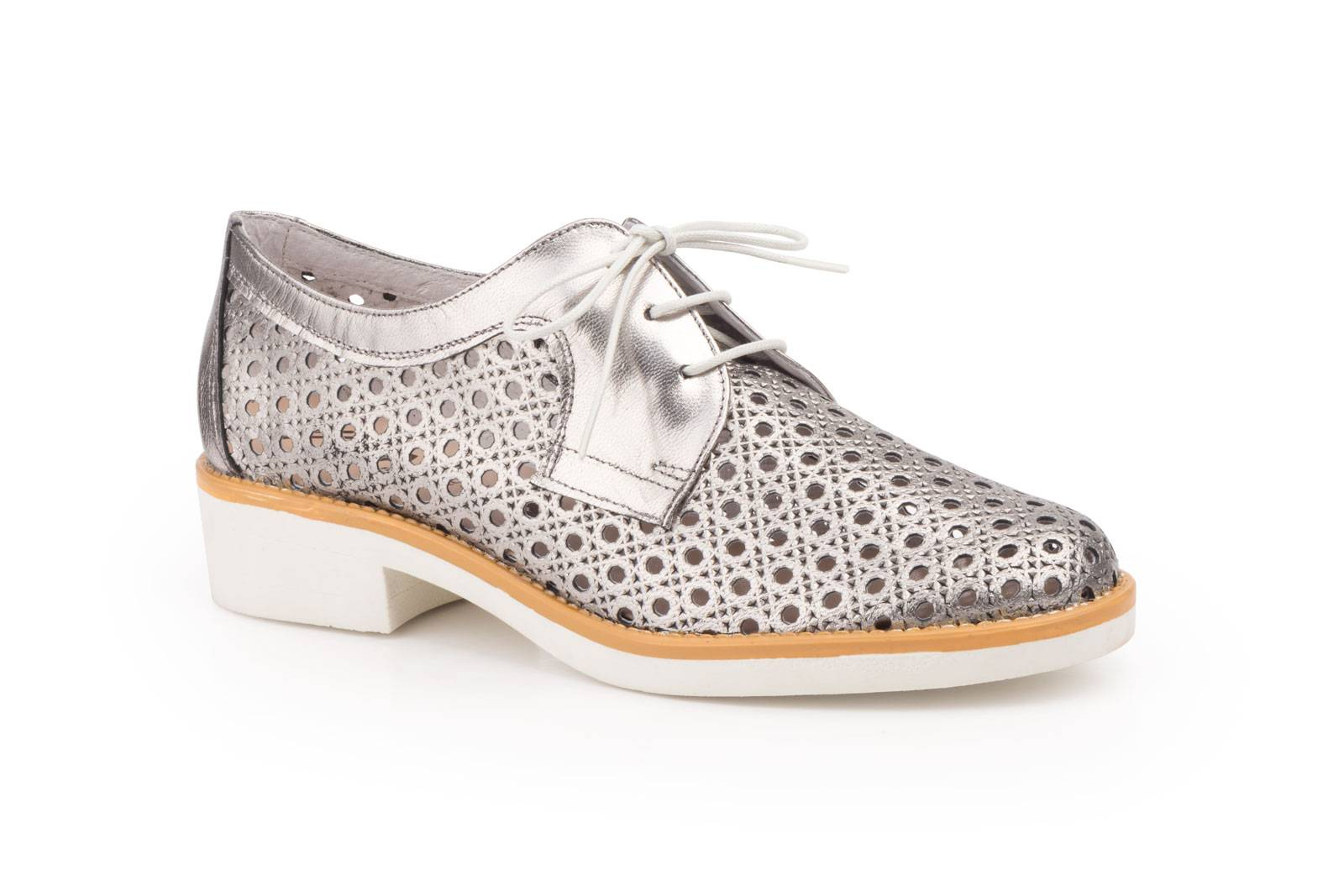 Shoes Woman Leather Laces JAM JAM-521859,90€