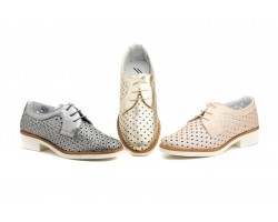 Zapatos Mujer Piel Cordones JAM-5218 59,90€