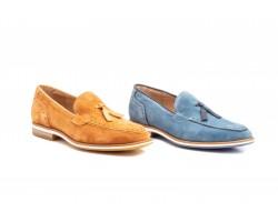 Zapatos Hombre Piel Serraje Tan Levis DILUIS-2080 59,90€