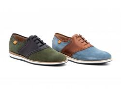 Zapatos Hombre Piel Serraje Cordones Diluis DILUIS-4200 59,90€