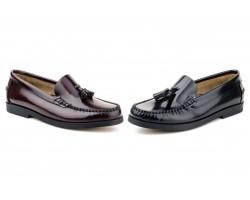 Castellanos Leather Man Florentic Tassels Leather Sole Good Iberio IBERICO-100449,90€
