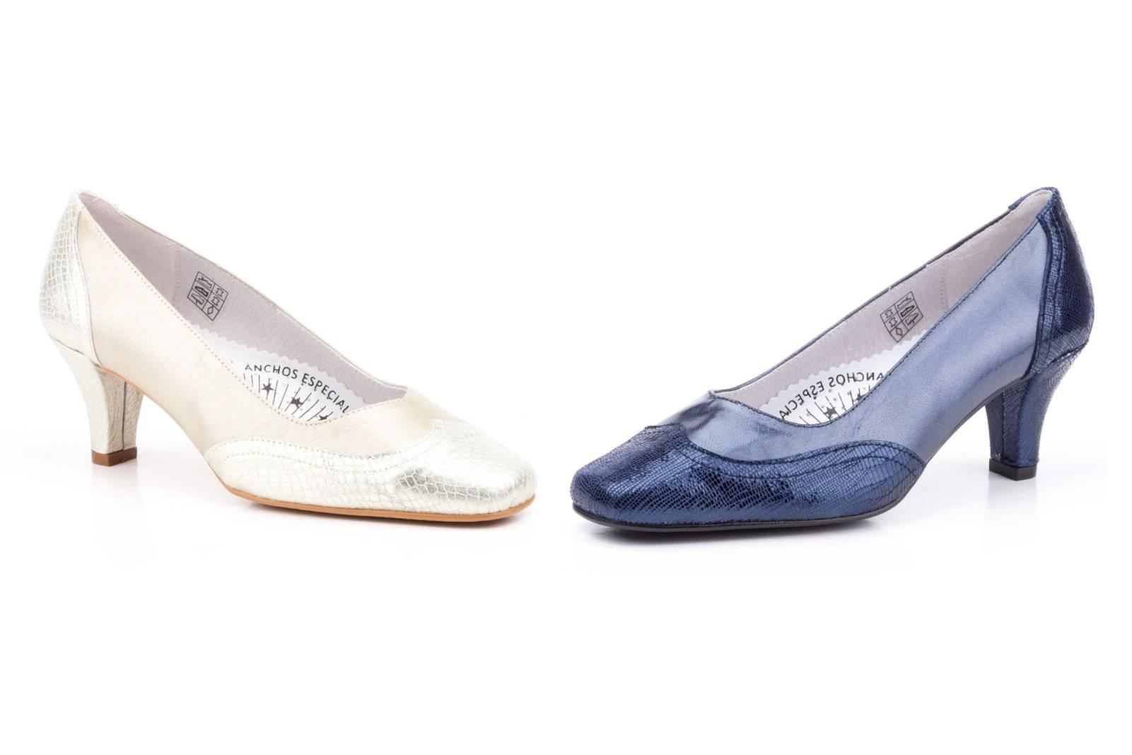 Serpiente Mujer Platino Azul Zapatos Tacón Piel wIZqnOCdO