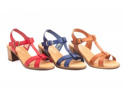 Sandals Women Leather Sea Leather Gel JAM-643539,90 €