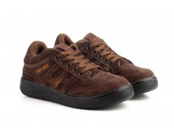 Men's Sports Shoes Brown Suede Laces T-MAN New Zeus T-MAN-DL89298-424,90 €