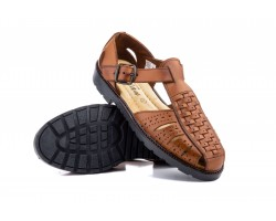 Sandals Men Leather Leather Buckle Raian RAIAN-70629,99 €