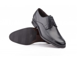 Shoes Man Loafer Black Leather Carlo Garelli CG-593459,50 €
