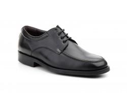 Zapatos Derby Hombre Piel Negro NIKKOE-2780 59,50€