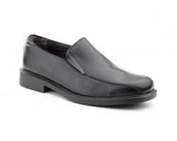 Men's Shoes Black Leather Nikkoe NIKKOE-300356,00 €