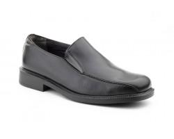 Zapatos Mocasín Hombre Piel Negro NIKKOE-3003 56,00€