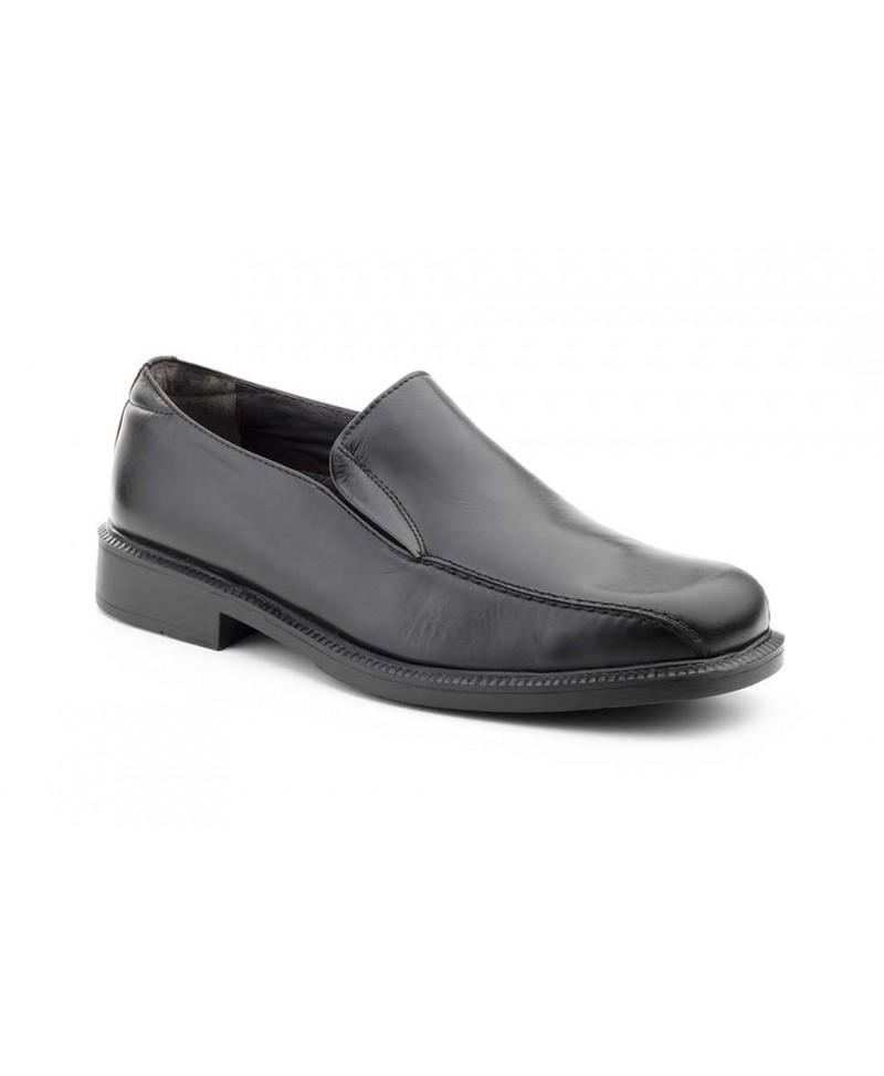 Men's Shoes Black Leather Nikkoe NIKKOE-300356,00€