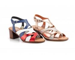 Women's Sandals Champagne Tommy Tacón JAM JAM-583239,90€