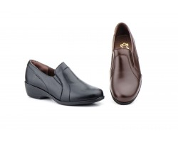 Zapatos Mujer Ancho Especial Piel JAM-AT-626 39,90€