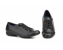 Zapatos Mujer Piel Cordones Elásticos MORXIVA-909M39,90€