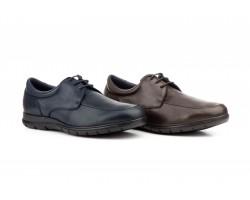 Zapatos Hombre Derby Piel Cordones KL-182059,50€