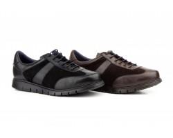 Zapatos Hombre Sport Piel Cordones KL-2860 59,50€