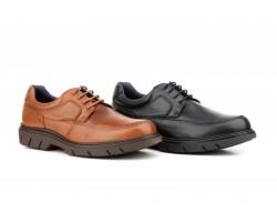 Zapatos Hombre Derby Piel Cordones KL-389059,50€
