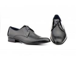 Zapatos Hombre Derby Charol Cordones CARLO-GARELLI-501559,50€