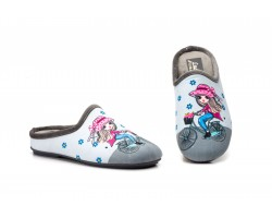 Zapatillas Chica en bicicleta para mujer Ludiher 830-LUDIHER 19,95€
